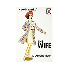 All Sorted - The wife - ladybird