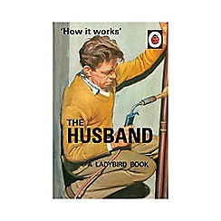 All Sorted - The husband - ladybird