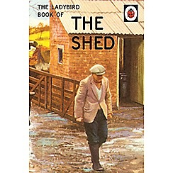 All Sorted - The shed - ladybird