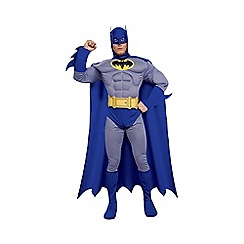 Batman - Deluxe muscle chest costume
