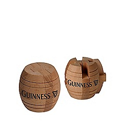 Guinness - Barrel Puzzle