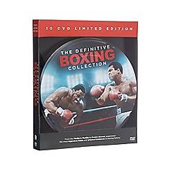 Debenhams - The Definitive Boxing