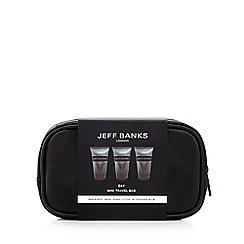 Jeff Banks - Mini travel bag and body wash set