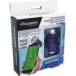 Discovery - Smart phone microscope