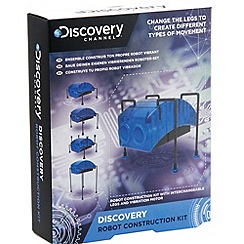 Discovery Channel - Robot construction kit