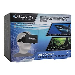Discovery Channel - Virtual reality glasses