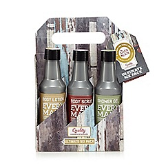 The Shed Man - Pack of six beer bottle shower set