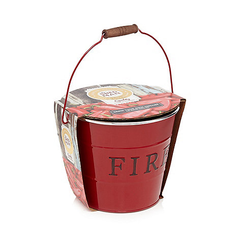 Shed Man - Grow your own chilli fire bucket