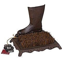 Shed Man - Welly boot scraper
