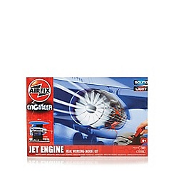 Hornby - Jet engine real working model kit