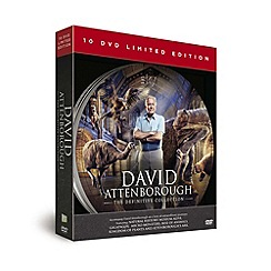 Debenhams - David Attenborough 10 DVD Gift Set