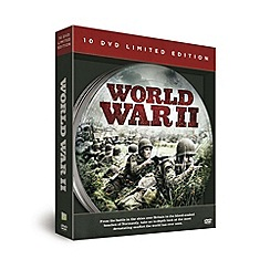 Debenhams - World War II 10 DVD Gift Set