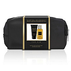 Baylis & Harding - Black Pepper and Ginseng Wash Bag Duo Set