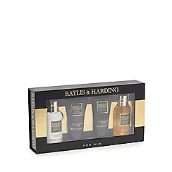 Baylis & Harding - Black Pepper and Ginseng Travel Essentials Set
