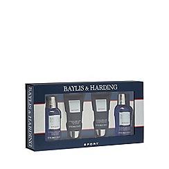 Baylis & Harding - Sport - Citrus Lime and Mint Travel Essentials Set