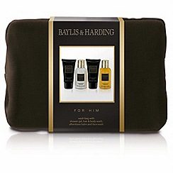 Baylis & Harding - Black Pepper and Ginseng Wash Bag Gift Set