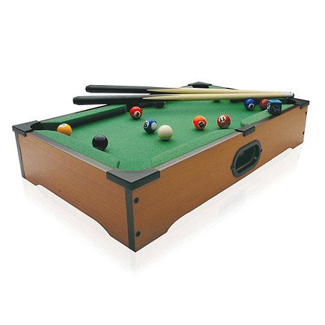 Debenhams - Table top pool