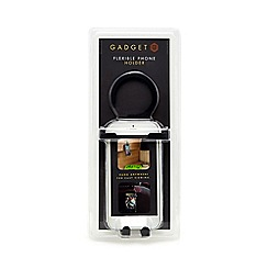 Gadget Co - Black flexible phone holder
