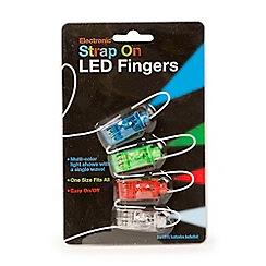 Debenhams - LED Finger Lights
