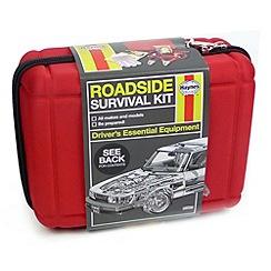 Haynes - Roadside Emergency Kit