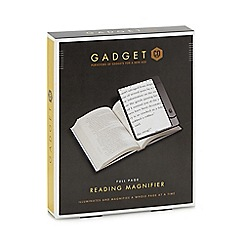Gadget Co - Full page reading magnifier