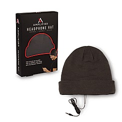Amplified - E hat grey