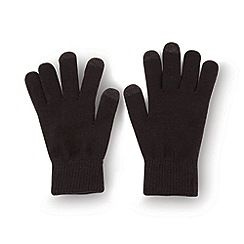 Amplified - Touch screen gloves black