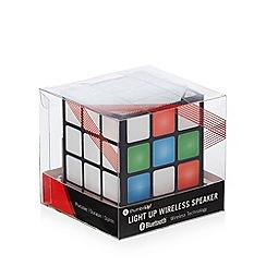 Amplified - Light up wireless speaker cube