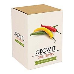 Debenhams - Grow Your Own Chillis