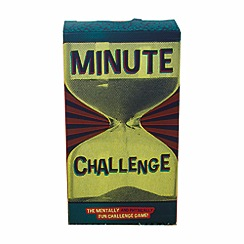 Paladone - Minute challenge - game