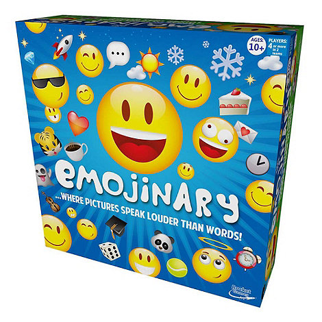 Debenhams - Emojinary