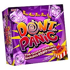 Debenhams - Don't Panic