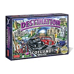 Debenhams - Destination Scotland 10th Anniversary Edition