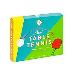 Debenhams - Table tennis