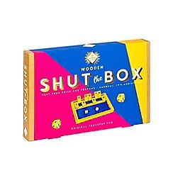Debenhams - Shut the box game