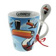 Guinness Mug and Spoon Set