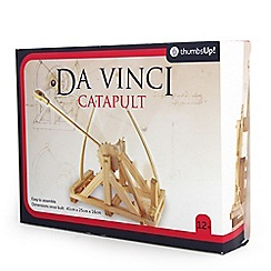 Debenhams - Da Vinci catapult