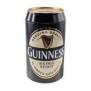 Guinness Tin Money Bank