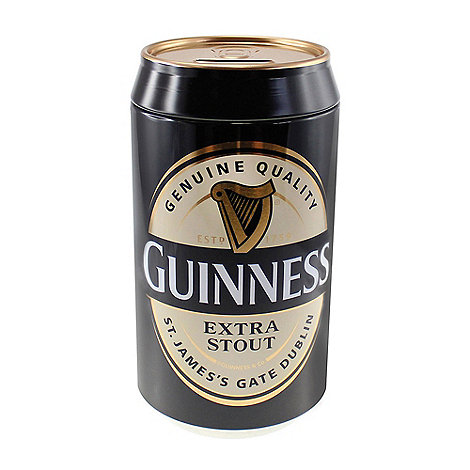 Guinness - Tin Money Bank