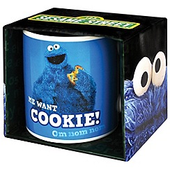 Half Moon Bay - Cookie Monster boxed mug