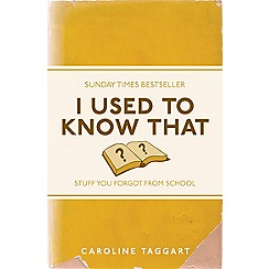 Penguin - I Used To Know That: Stuff You Forgot From School book