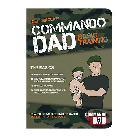 Penguin - Commando Dad: Basic Training book