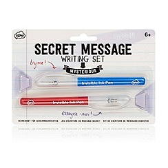 npw - Secret message writing set