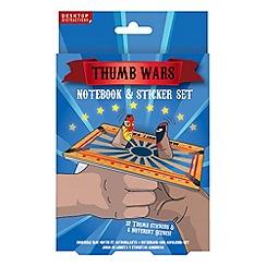 Debenhams - Thumb wars