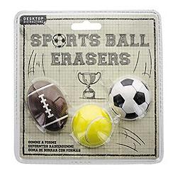Debenhams - Sports ball erasers