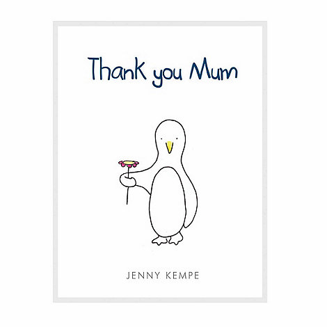 Penguin - Thank you Mum book