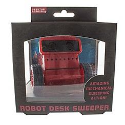 Debenhams - Robot desk sweeper