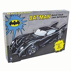 DC Comics - Byo batmobile
