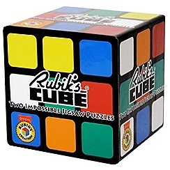 Debenhams - Rubiks cube jigsaw