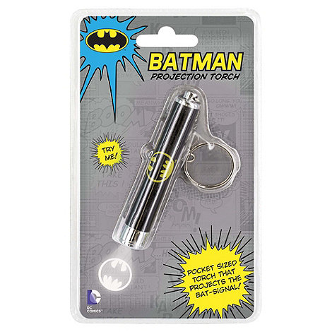DC Comics - Batman projection torch